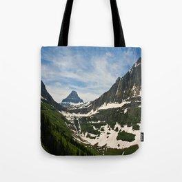 Bear Hat Peak (Glacier National Park) Tote Bag