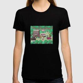 Earthbound town T-shirt