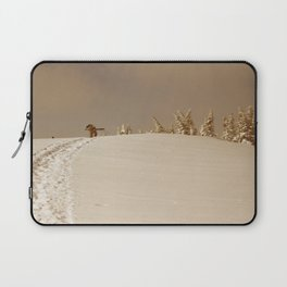 Winter day 5 Laptop Sleeve