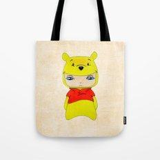 A Boy - Winnie-the-Pooh Tote Bag