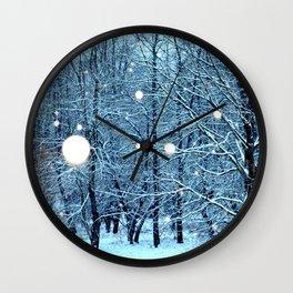 UNTITLED #71 Wall Clock