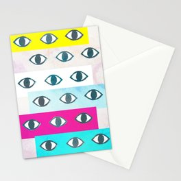 Eye Eye Stationery Cards