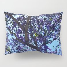 Jacaranda in Spring Pillow Sham