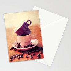 LE CAFE Stationery Cards