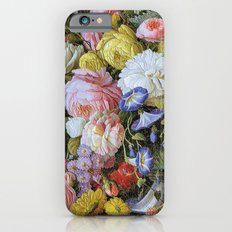 Vintage Varnish- Flowers&Fruit iPhone 6s Slim Case
