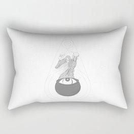 Ocular Witch Doctor Rectangular Pillow
