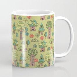 Forest neighbors Coffee Mug