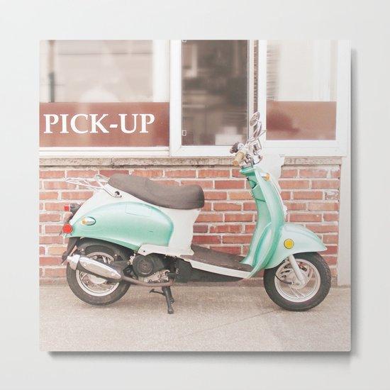 A Sweeter Ride Metal Print