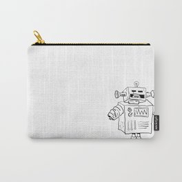 CARDBOARD ROBOT Carry-All Pouch