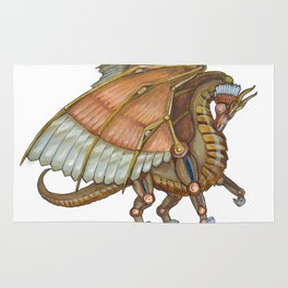 Dragon Steam Rug