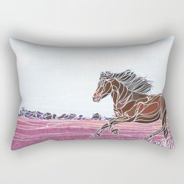 Wild Horse 1 Rectangular Pillow