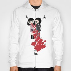 Lady & Lord Valentine's Hoody