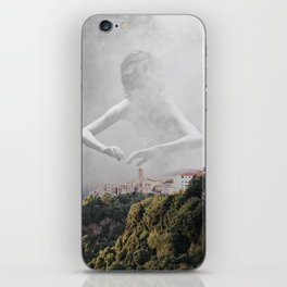fog iPhone Skin