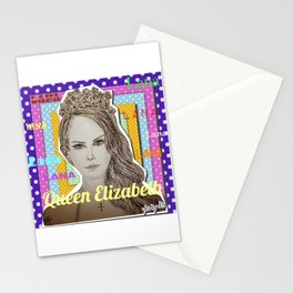 (Queen Elizabeth - Lana) - yks by ofs珊 Stationery Cards