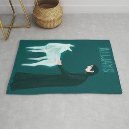 Snape - Always Rug