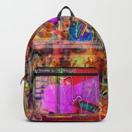 20,000 Year Old Ghosts [A Brand New Experiment Series] Backpack