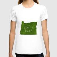gravity falls T-shirts featuring Gravity Falls by pondlifeforme