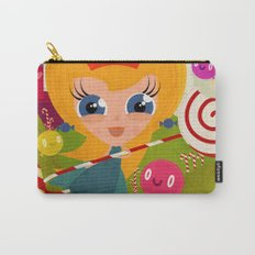 Caramel Princess Carry-All Pouch