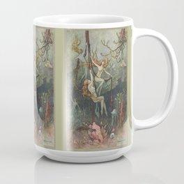 Sea Nymphs (on mint) Coffee Mug