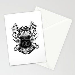 Not All Cars Are Created Equal Stationery Cards