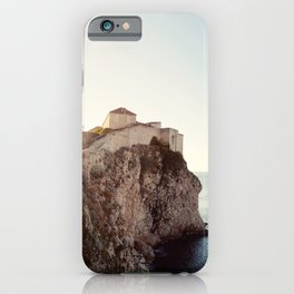 On the Wall iPhone Case