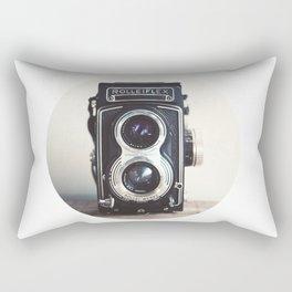 ROLLEIFLEX CAMERA Rectangular Pillow