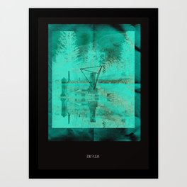 DEVTH Art Print
