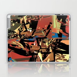 Nietzsche Walks Out At Bayreuth (The Theater of Noisea)  Laptop & iPad Skin
