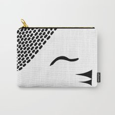 Cute Tiger / Cat Carry-All Pouch