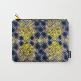Blue Gold Heritage Carry-All Pouch