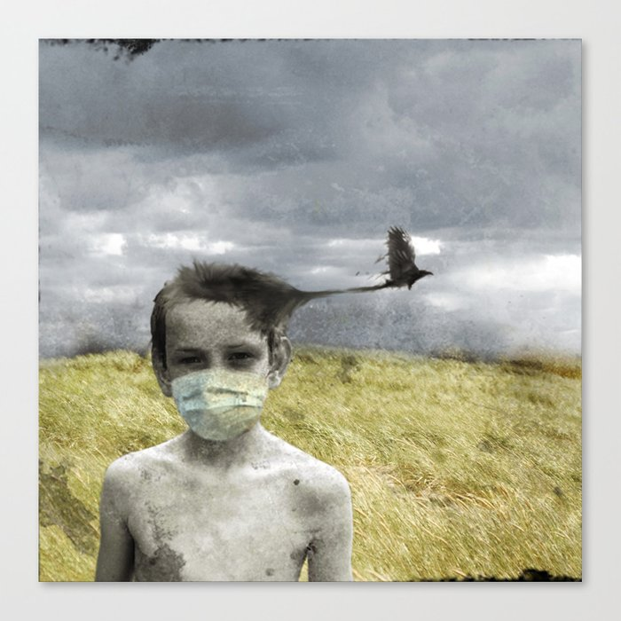 Psychosolstice Canvas Print
