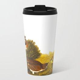 Shore Lark Bird Travel Mug