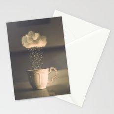 Rainy Days by Omerika Stationery Cards