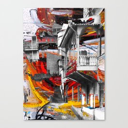 Tbilisi 1 Canvas Print