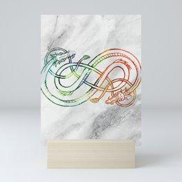 Midgard Serpent Mini Art Print