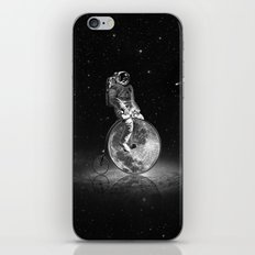 Lunar Cycle iPhone & iPod Skin