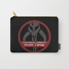 Mandalorian for Hire Carry-All Pouch