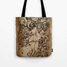 JC: Cleanses the Temple Tote Bag