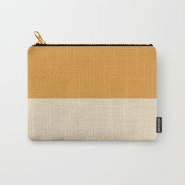Butterscotch/Dutch White Carry-All Pouch