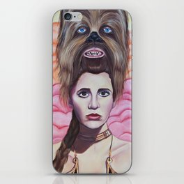 Leah's New do iPhone Skin