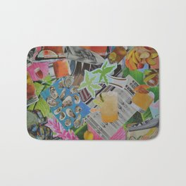 Sweet Summer Bath Mat