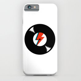 BOWIE LP iPhone Case
