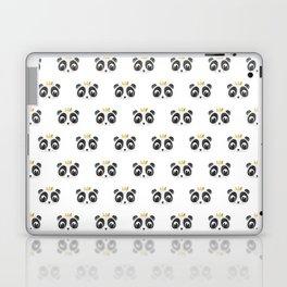 Panda King [Pattern] Laptop & iPad Skin