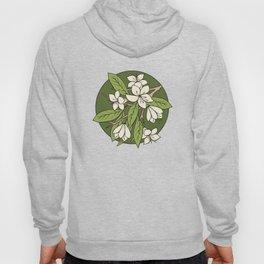 Sakura Branch - Greenery Hoody