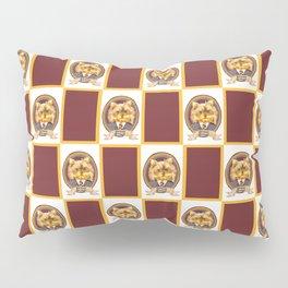 Hairy Pawter's: Hairmione Grrranger Pillow Sham