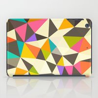 mod iPad Cases featuring Mod Tris by Beth Thompson