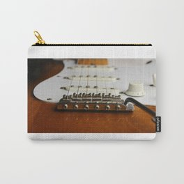 Electric Guitar close up  Carry-All Pouch