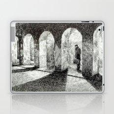 Fingerprint - Arcades Laptop & iPad Skin