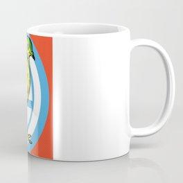 Mod Pigeon Coffee Mug