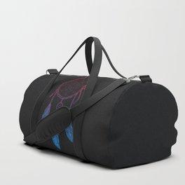 Gradient Dream Catcher Duffle Bag